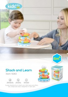 Stack and Learn 9283