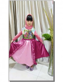 Gamis Kids Happy 35 Teen - F