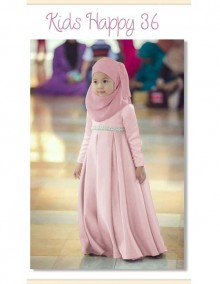 Gamis Kids Happy 36 Teen - C