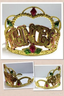 Mahkota Princess Gold