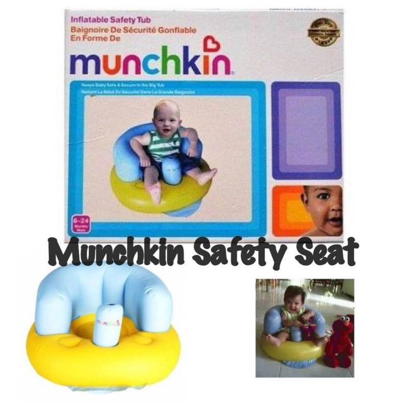 Munchkin Inflatable Safety Seat
