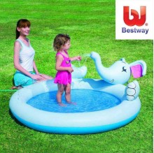 Bestway - Interactive Elephant Play Pool 53034