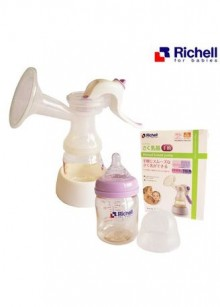 RICHELL Manual Breast Pump / Pompa ASI Manual