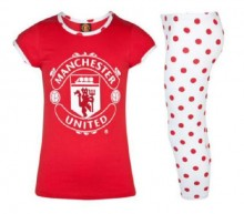 Piyama Marks And Spencer - Manchester United Girl