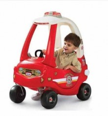 Little Tikes Ride and Rescue Coupe