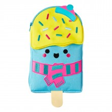 Smiggle Fun Shape Pencil Case Ice Cream