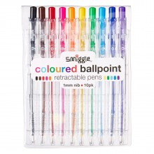 Smiggle Coloured Ballpoint