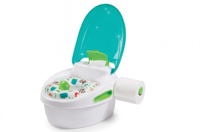 Summer Infant Step by Step Potty Green