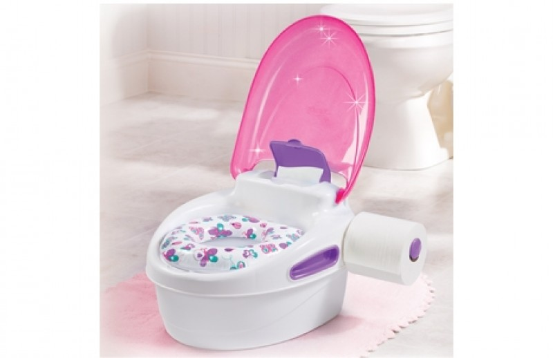 Summer Infant Step by Step Potty Pink