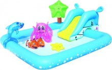 Bestway Fantastic Aquarium Pool 53052