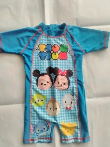 Boy Swimsuit Tsum Tsum