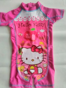 Boy Swimsuit Hello Kitty