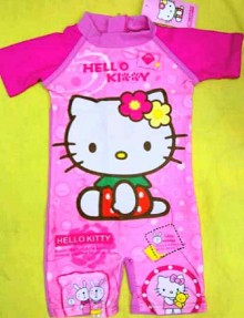 Swimsuit Hello KItty