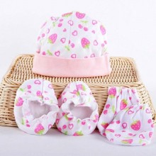 Topi Carter Set 3 in 1 Girl