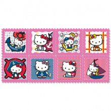 Eva Mats Printing - Hello Kitty