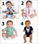 I Cool Baby - Cute Romper Baby Occupation