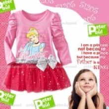 Peter & Paul - Dress Pink Princess 51205
