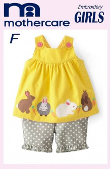Setelan Mothercare Girls - F
