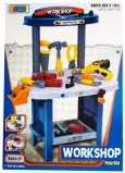 Workshop Bricolage & Tool Play Set