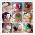 Top Baby Flower Headband