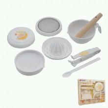 Richell Baby Cooking Set
