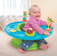 Summer Infant 3 in 1 Super Seat Green