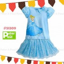 Setelan Peter & Paul - Cinderella Blue 51309
