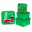 Smiggle Lunch Box Car