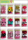 Baby's Girls Socks & Handband Motif