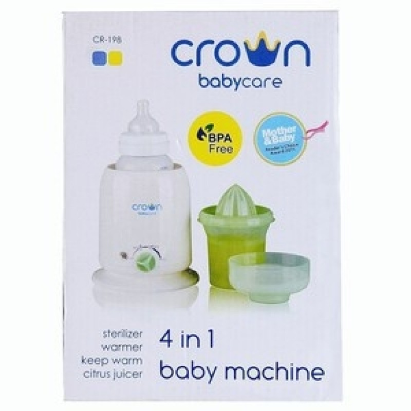 Crown Bottle & Baby Food Warmer