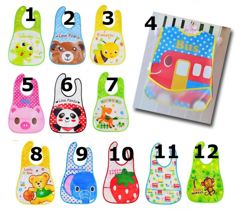 Slaber Waterproof 12 Motif