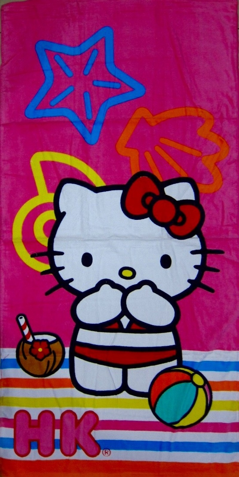 Handuk Hello Kitty Salur