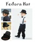 Fedora Hat 2 Warna