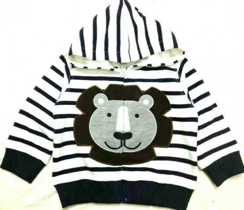 Jaket Carter's Lion Navy Blue