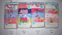 Jumper Carter 5in1 Pendek - Girl