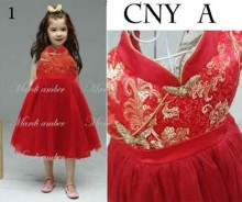 Dress Mardi Amber Qipao A