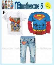 3in1 Jeans Set Mothercare 6 - F