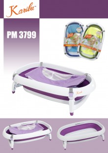 Karibu Mega baby bath tub folding