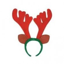 Bando Reindeer Red