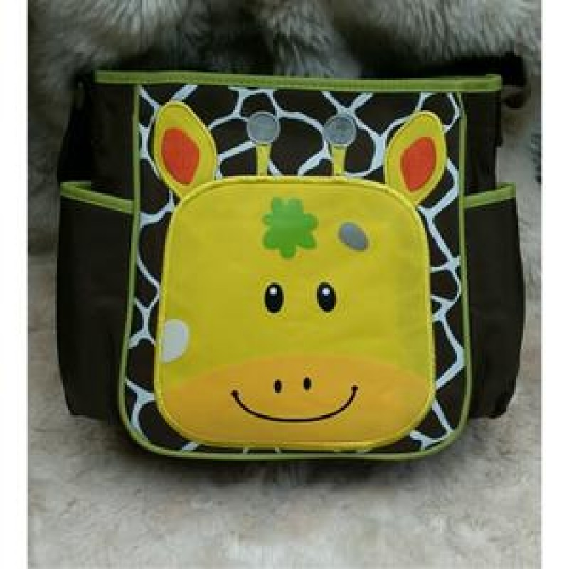 Diaper Bag Animal  Giraffe