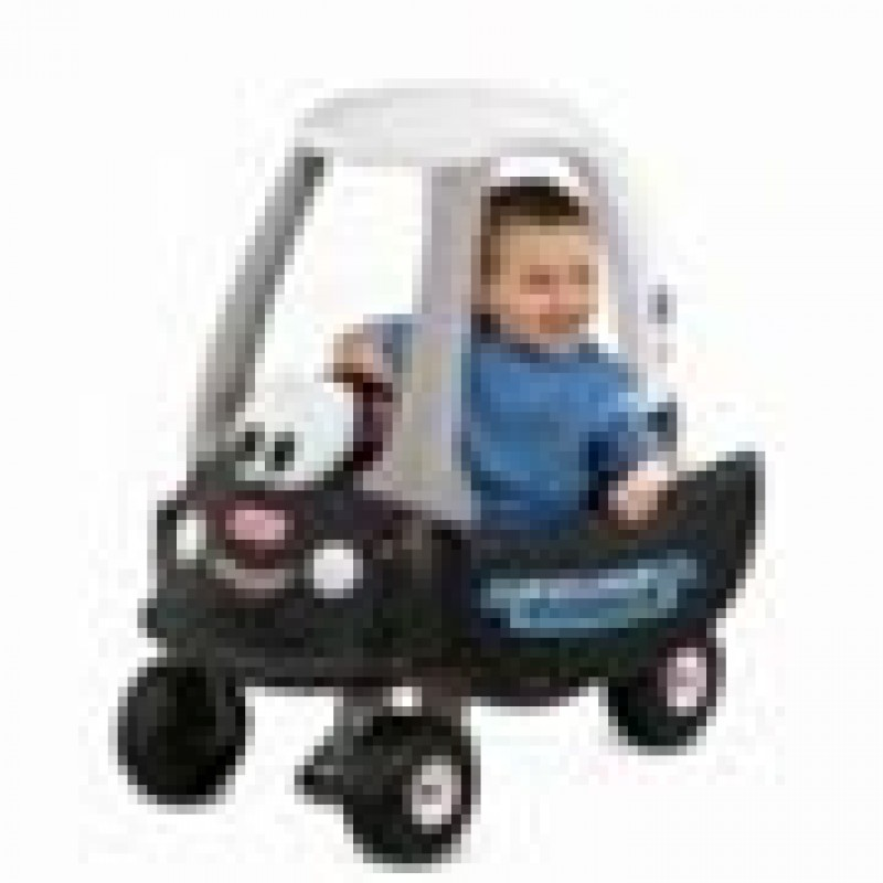 Little Tikes Patrol Black