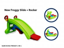 Labeille Froggy New Slide Rocker