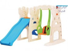 Grow n up Scramble N Slide Swing Play Center