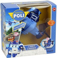 Mainan Robocar Poli Carey Carrier