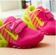 Shoes Pink LED (Lampu Ana Warni,Bukan 1 Warna)