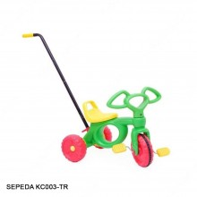 L'abeille Tricycle KC-003 SPD/ Sepeda Dorong Anak