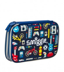 Smiggle Double Up Hard Top Pencil Case