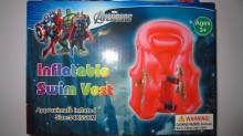 Inflatable Swim Vest - Ironman