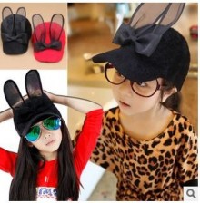 Topi Rabbit Ear