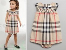 Burberry Dress Baby Doll